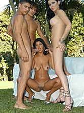 Outdoor Freaky Foursome