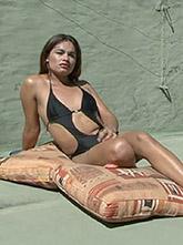 Latina TS Brenda Get's Ass Fucked